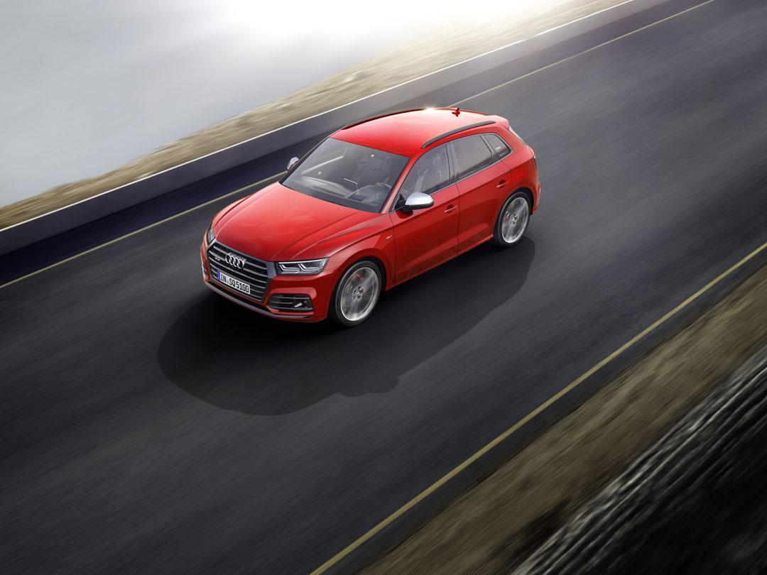 2018 Audi Sq5 Makes Naias Debut Has 354 Hp And 5 1 S 0 60 Mph