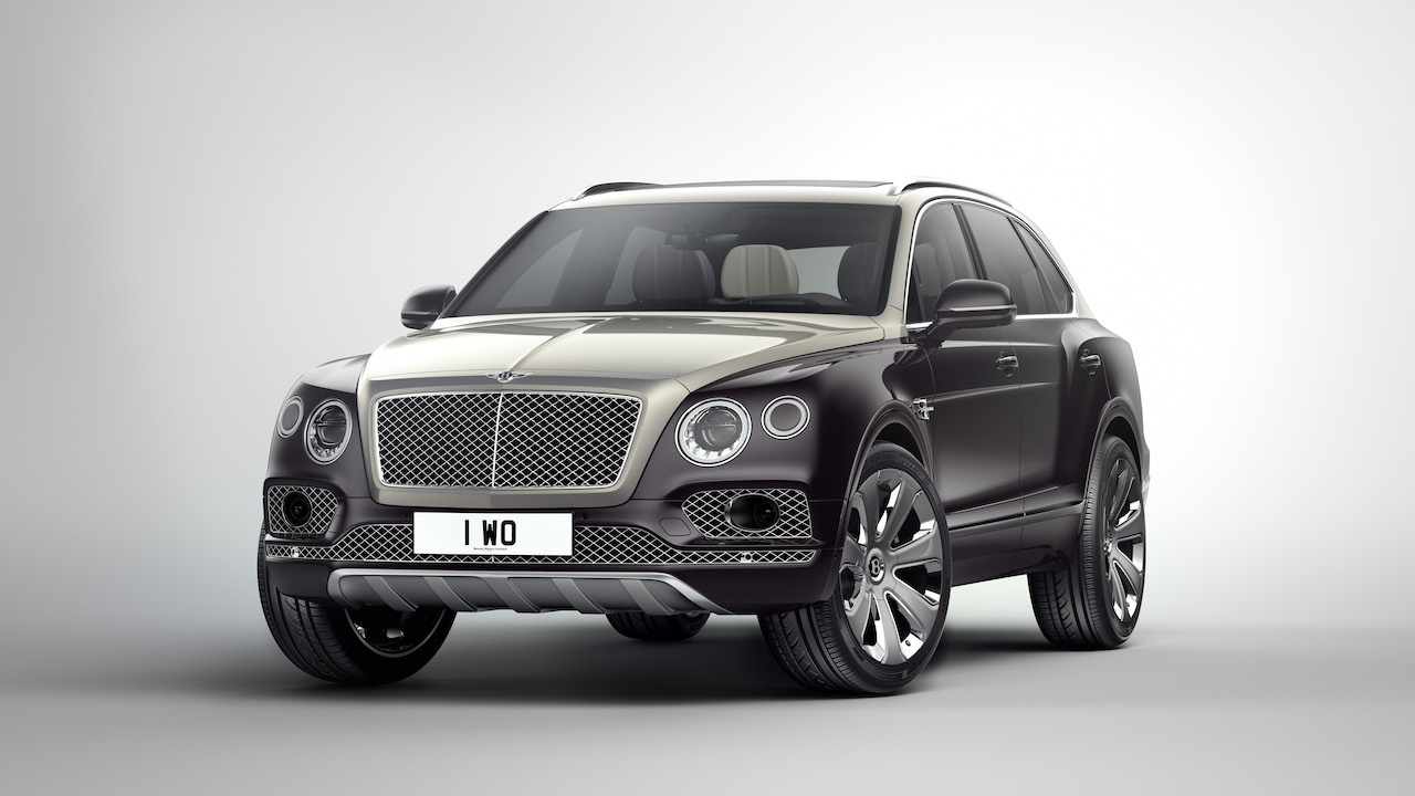 Bentley Unveils Exclusive Bentayga Mulliner