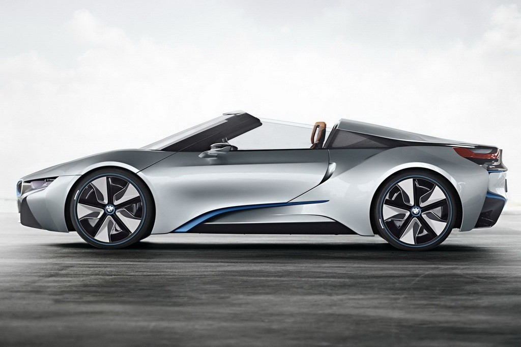 2018 Bmw I8 Roadster Officially Confirmed Once Again Autoevolution