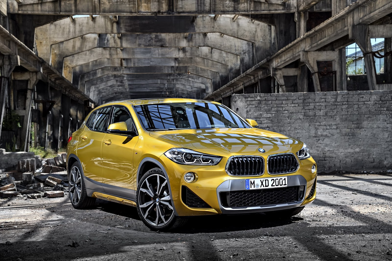 2018 BMW X2: Design, Engine, Arrival >> 2018 Bmw X2 Falls Short Of Tsp Rating Because Of The Head Restraints