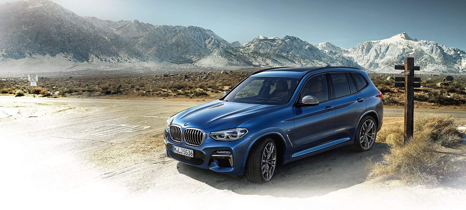 2018 bmw x3 official photos and details leaked including. Black Bedroom Furniture Sets. Home Design Ideas