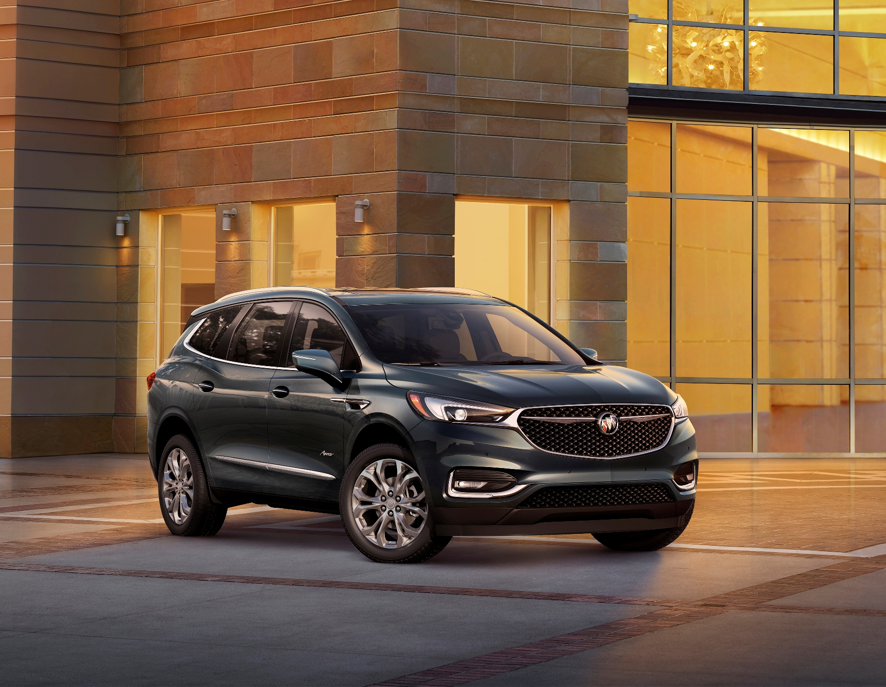 suv the contender size enclave in en trend rear mid year buick quarter motor avenir motion three of news