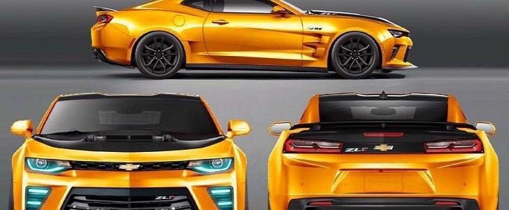 Chevy Camaro 2018
