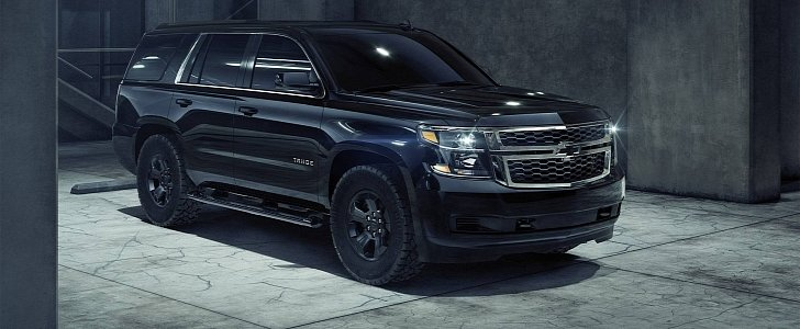 2018 Chevrolet Tahoe Custom Midnight Edition Will Set You