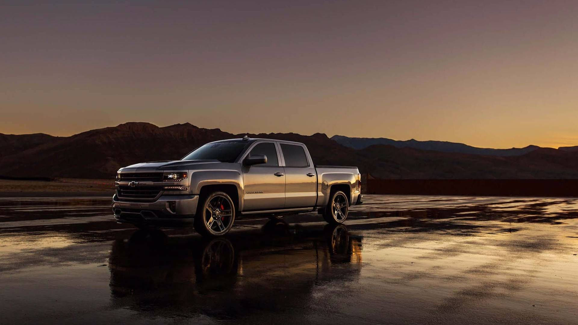2019 Chevrolet Silverado Concept >> 2018 Chevy Silverado Performance Concept Gets Supercharged V8 At SEMA Show - autoevolution