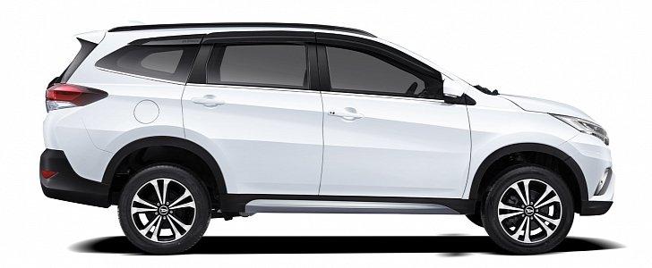 2018 Daihatsu Terios Revealed Along With All-New Toyota Rush - autoevolution