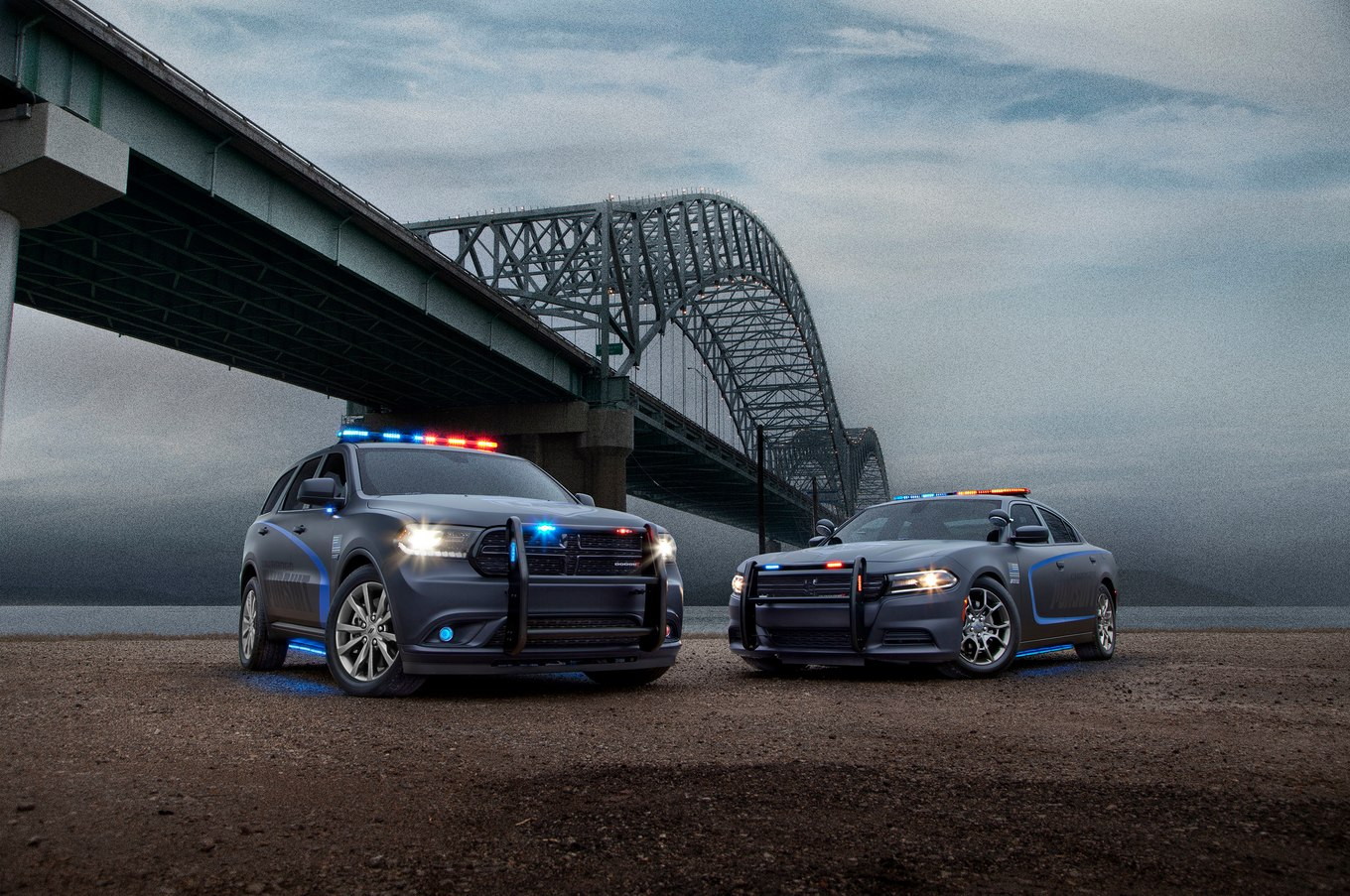 2018 Michigan State Police Vehicle Testing >> 2018 Dodge Durango Pursuit Fights Crime With HEMI V8 Power - autoevolution