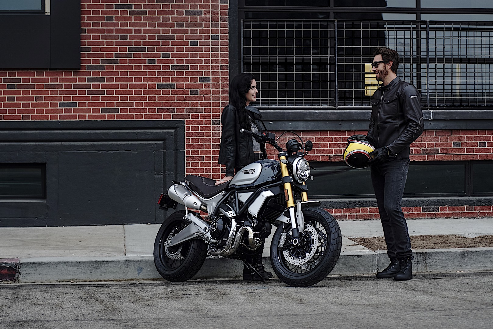 2018 Ducati Scrambler 1100 Is Out To Play With The Big Boys At Eicma