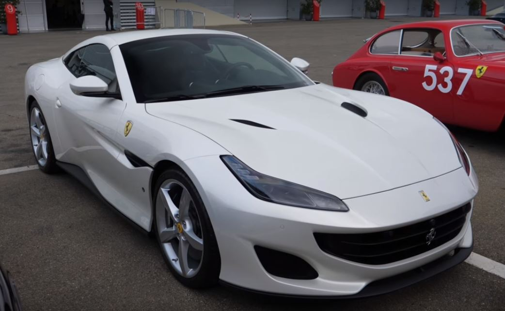2018 ferrari portofino white. exellent 2018 4 photos for 2018 ferrari portofino white e