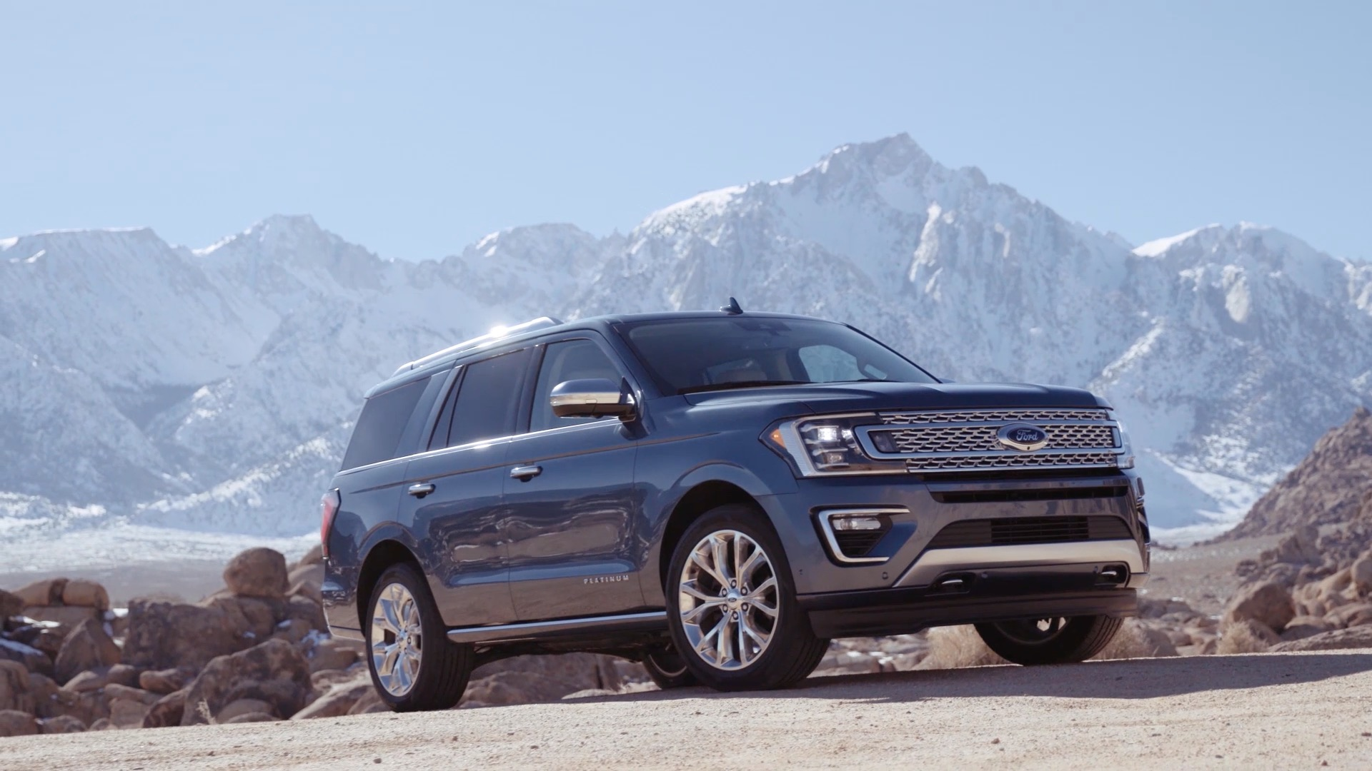 2018 ford expedition leaks out ahead of official debut autoevolution. Black Bedroom Furniture Sets. Home Design Ideas