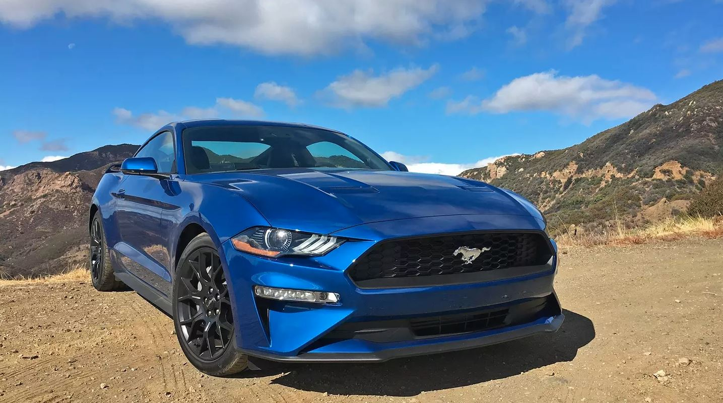 2018 Ford Mustang Driver Arrested For Doing 142mph After