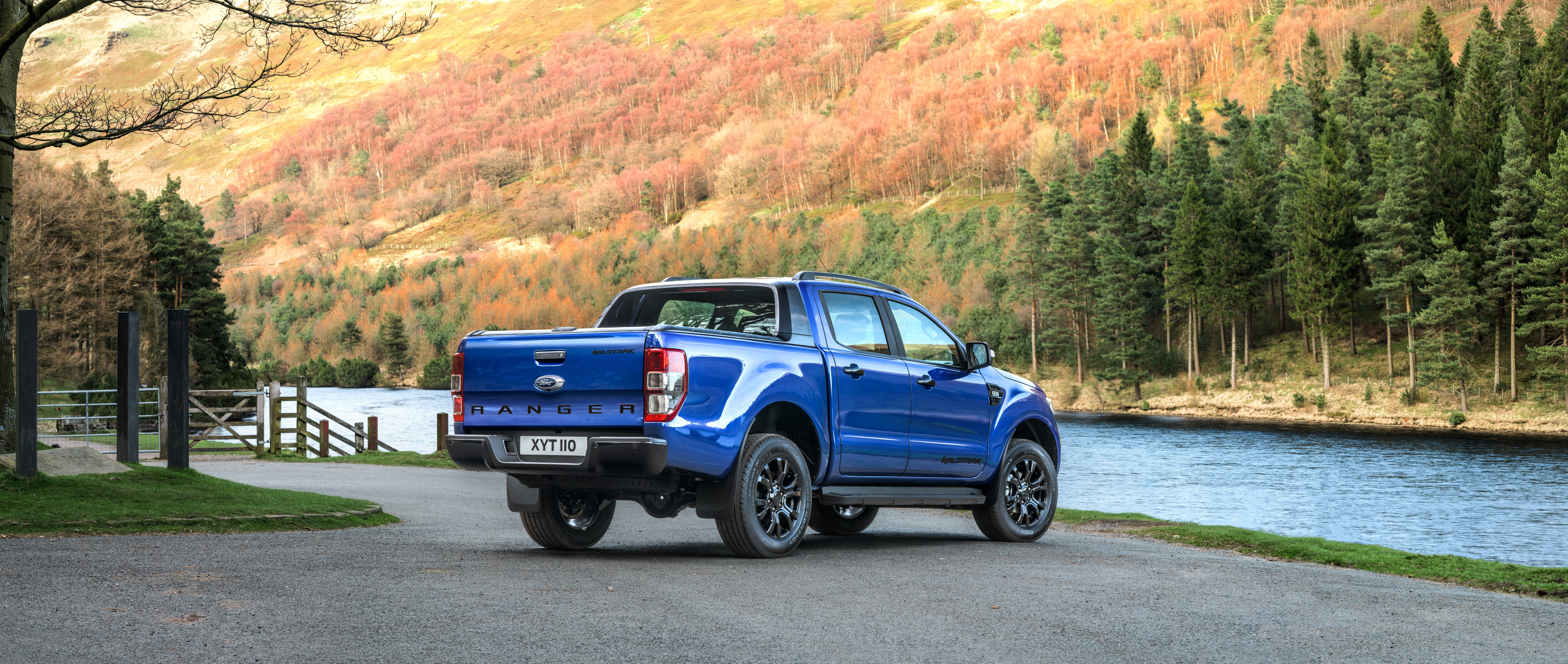 2018 Ford Ranger Wildtrak X Is Dressed To Impress Autoevolution