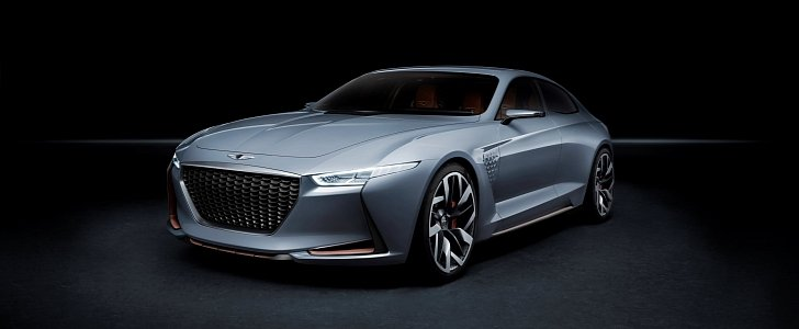 2018 Genesis G70 Sedan Previewed by Genesis New York ...