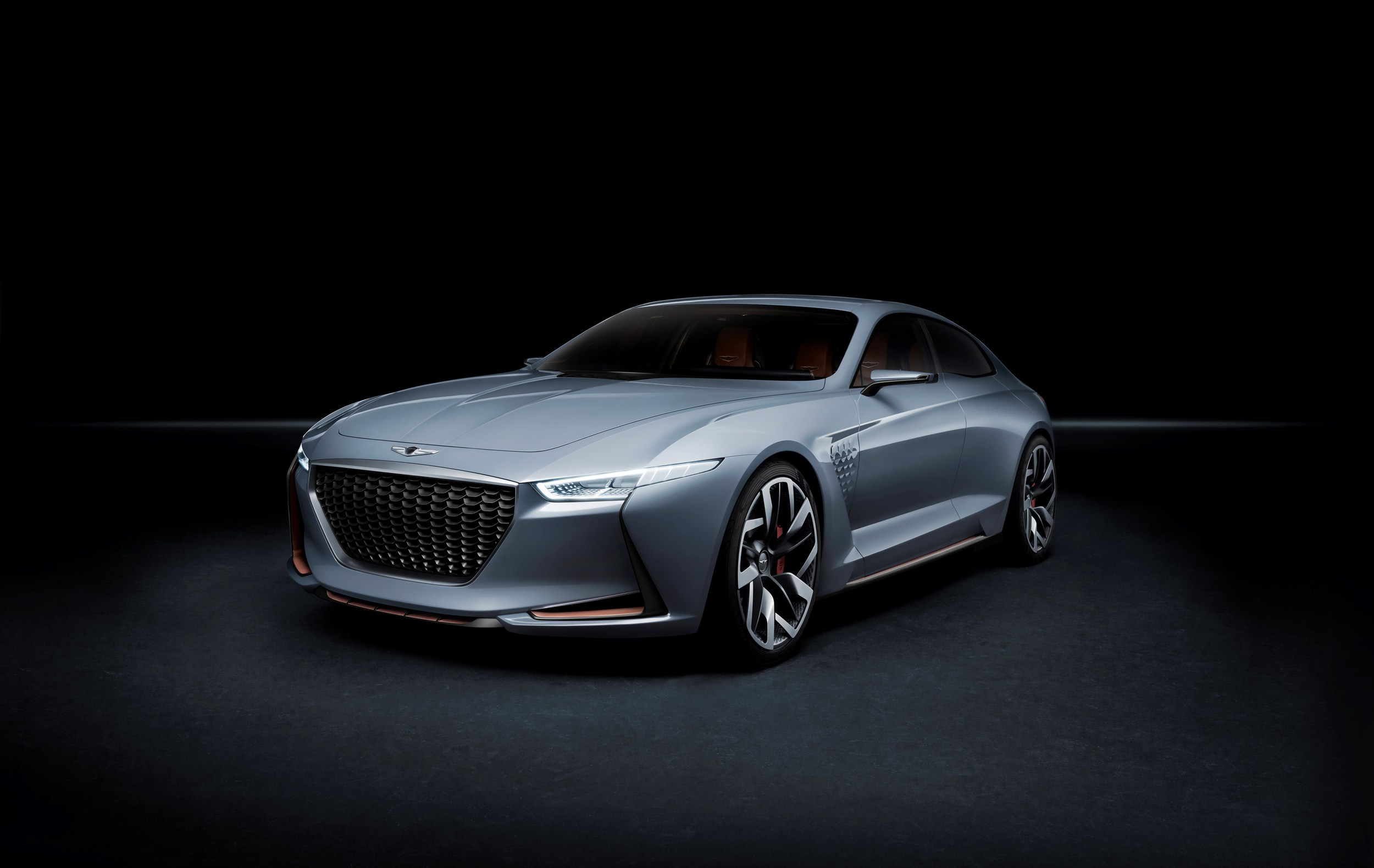 2018 genesis 4 door. exellent door genesis new york concept preview for the 2018 g70 with genesis 4 door n