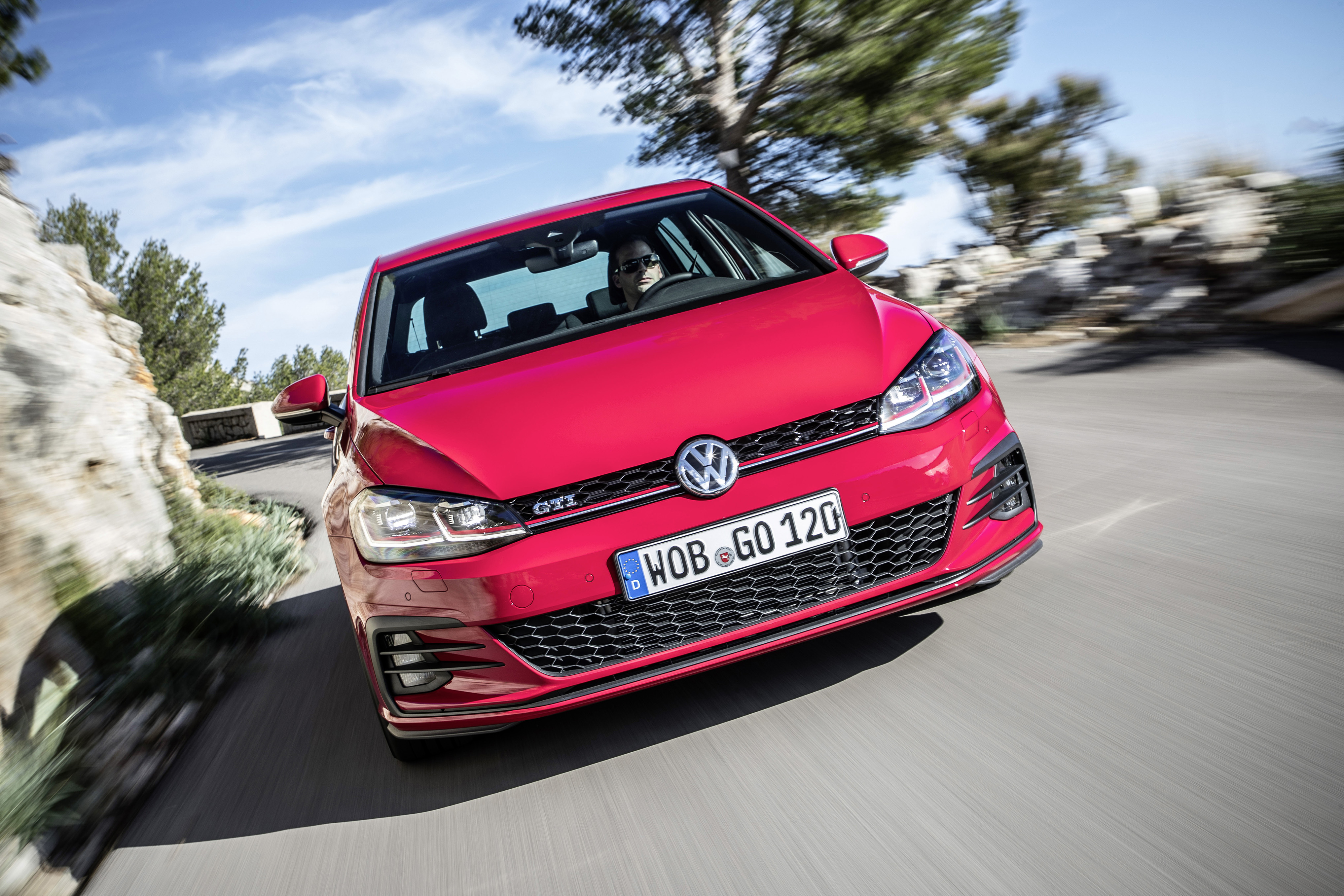 2018 Volkswagen Golf Gti Interior And Exterior Detailed In New
