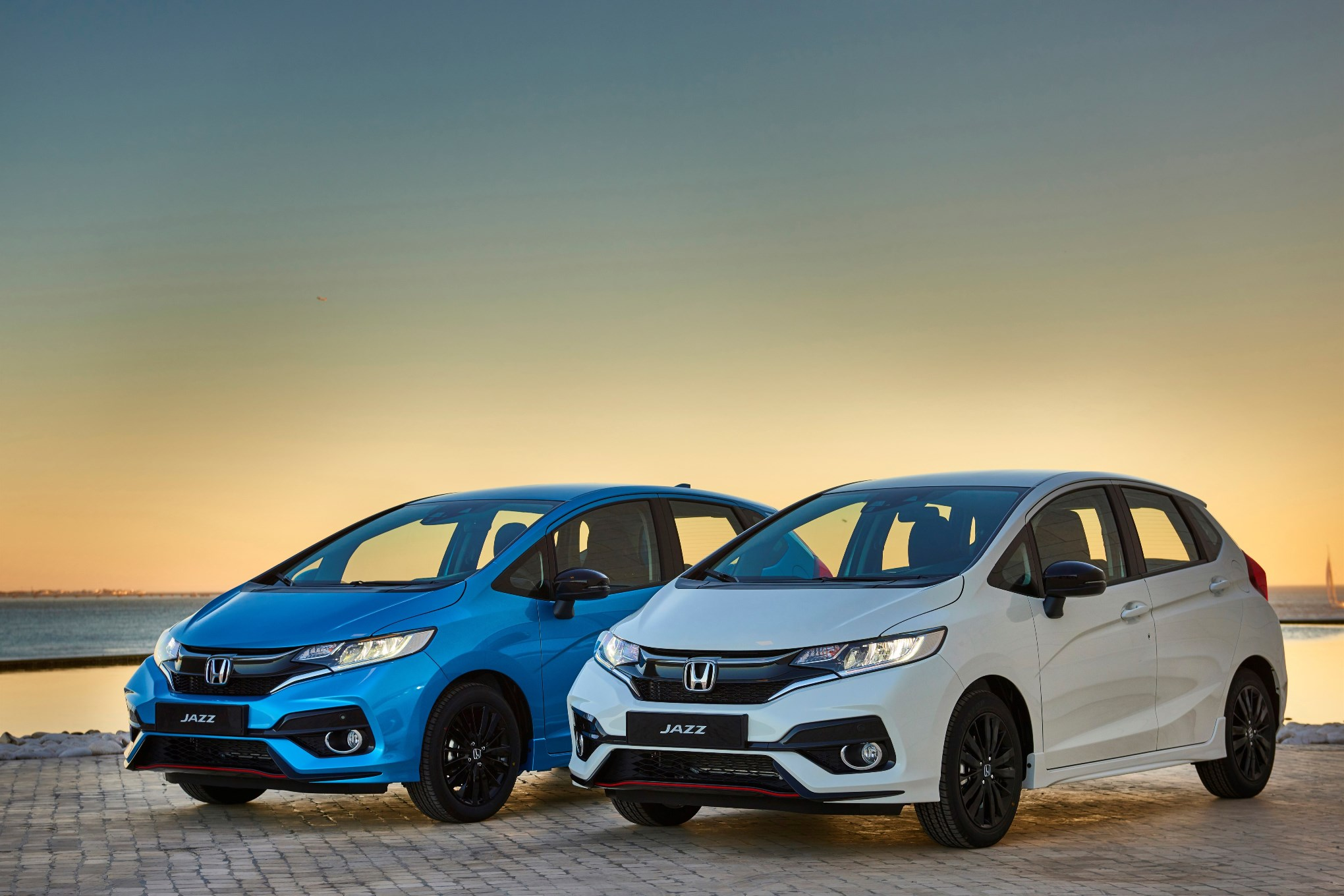 New Honda Jazz global facelift unveiled