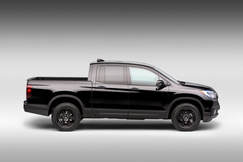 11 Photos 2018 Honda Ridgeline