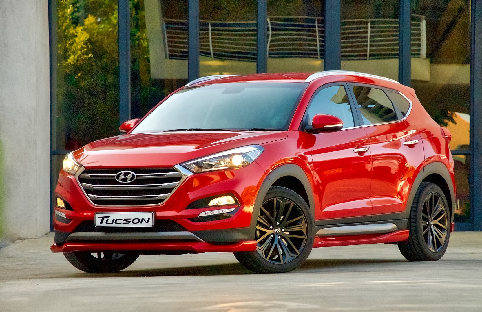2018 Hyundai Tucson Sport Is No Tucson N Sport, But Packs ...