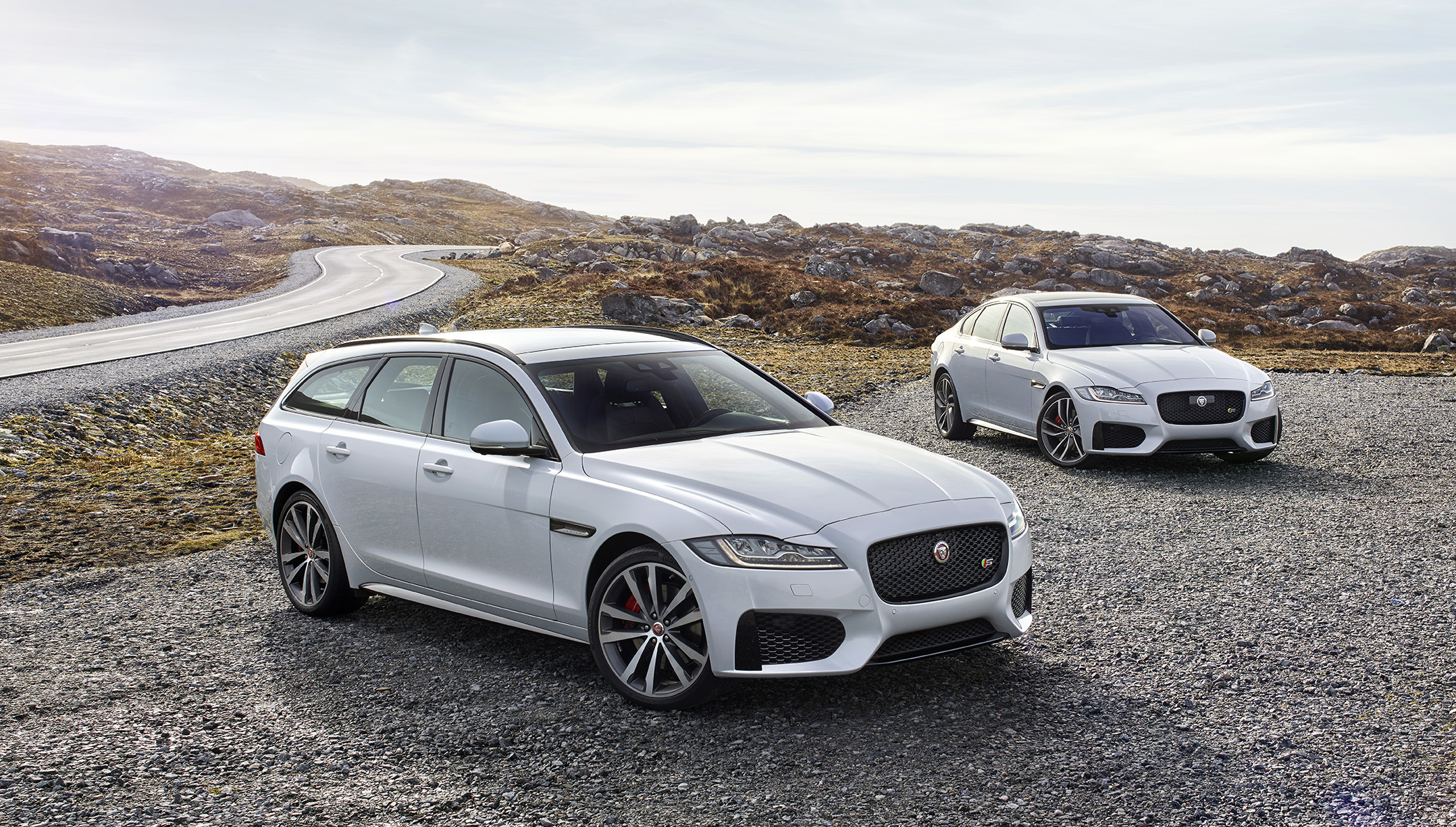 2018 jaguar xf sportbrake coming to the us with sc v6 71445 46 photos biocorpaavc Gallery