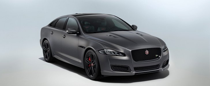 2018 Jaguar XJR575 Is The Most Powerful XJ Ever