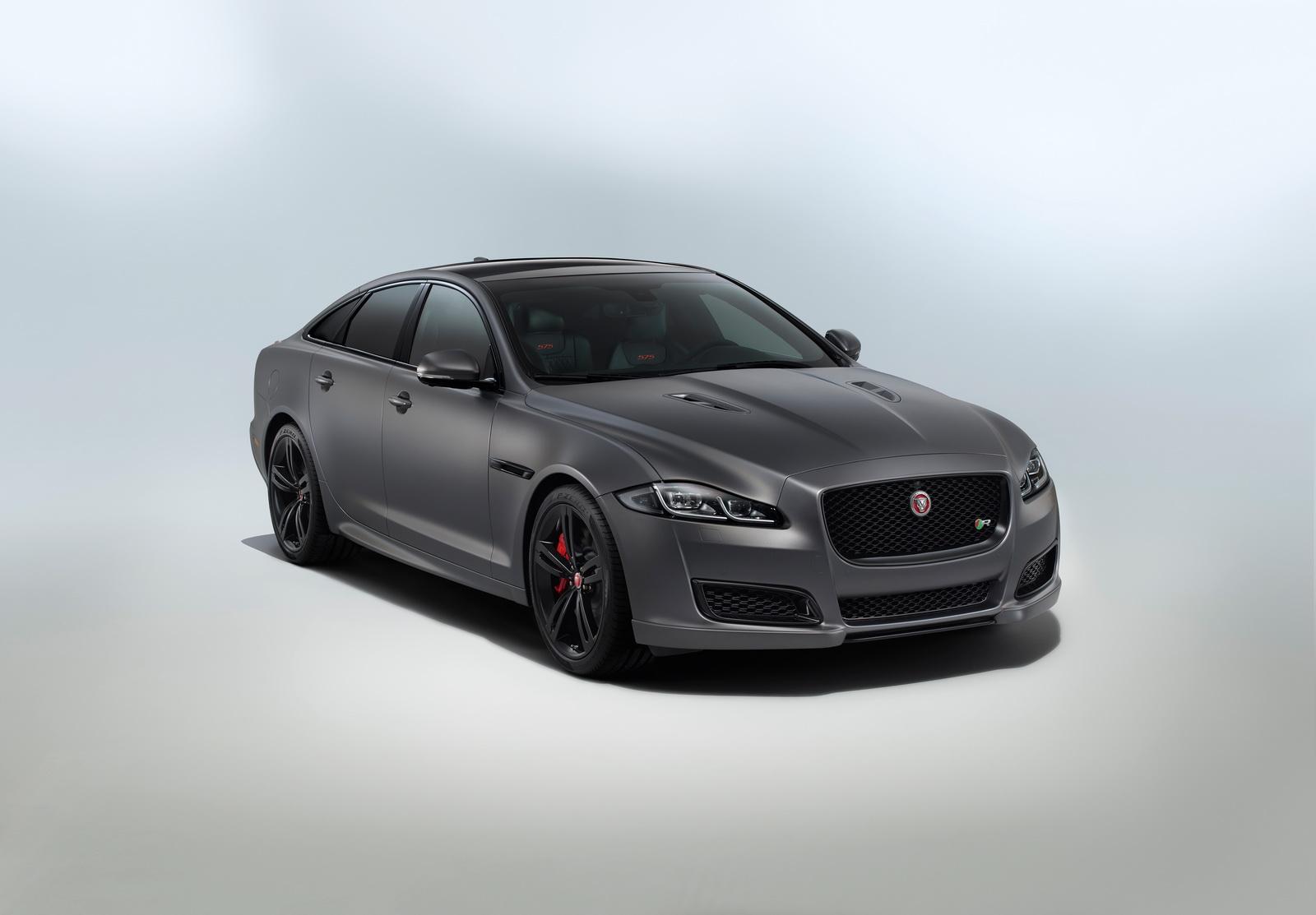 Jaguar 2018 Xj >> 2018 Jaguar Xjr575 Is The Most Powerful Xj Ever Autoevolution