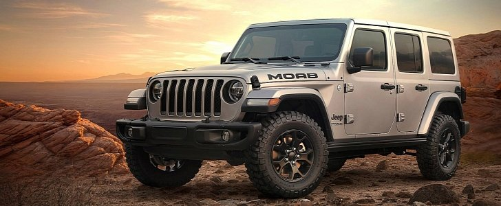 2018 Jeep Wrangler Unlimited Moab Edition Finally Shows Up ...