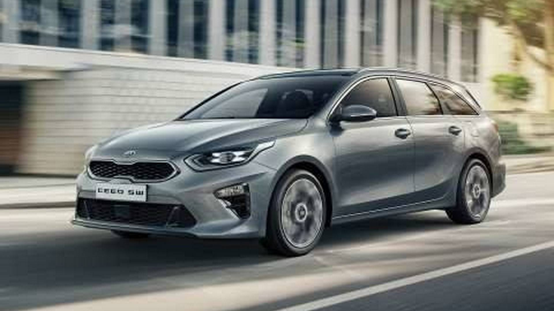 2018 kia ceed sportswagon leaked ahead of geneva debut autoevolution. Black Bedroom Furniture Sets. Home Design Ideas