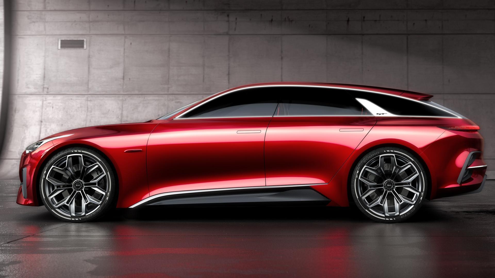 Proceed Concept Confirms 2018 Kia Pro Cee D Shooting Brake