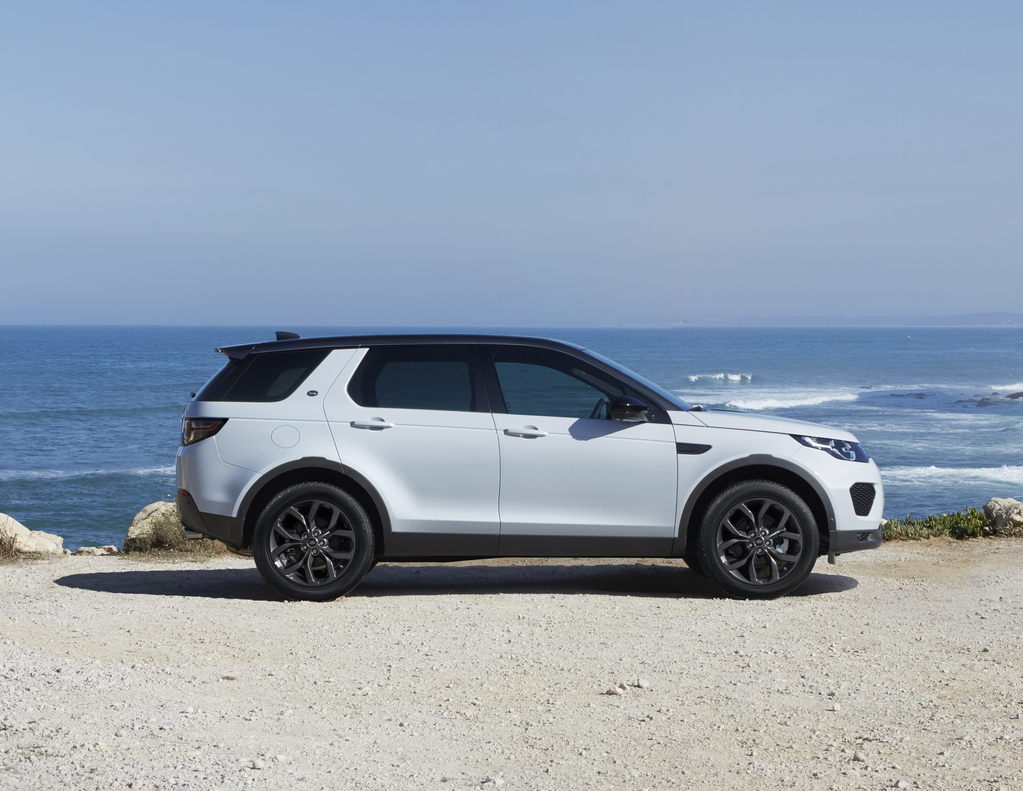 Land Rover Discovery Sport >> 2018 Land Rover Discovery Sport Landmark Goes Official In The Uk