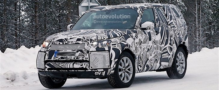 land rover defender 2018 spy shots. plain defender with land rover defender 2018 spy shots