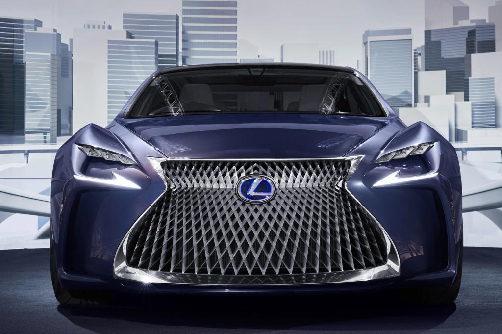 2016 Ct200h F Sport - 2018 Lexus LS Might Get Turbo Engine - autoevolution