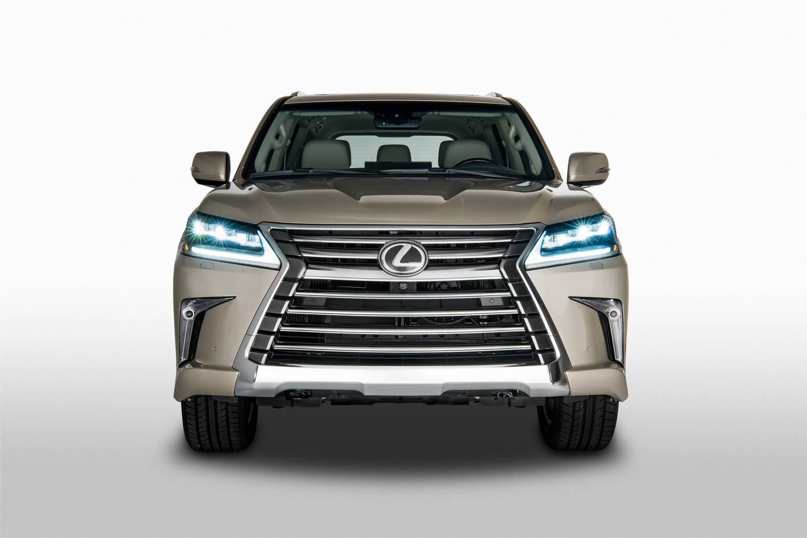 2018 Lexus Lx Debuts With 5 Seat Option In Los Angeles