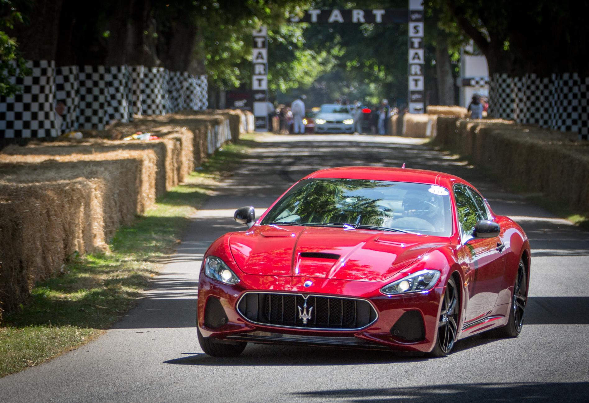 2018 Maserati GranTurismo Front Air Intakes and Grille Are So Fake ...