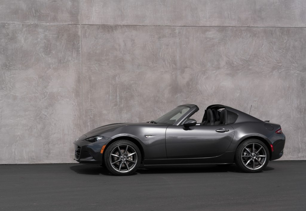 2018 Mazda MX-5 RF Pricing Announced, Retractable Fastback ...