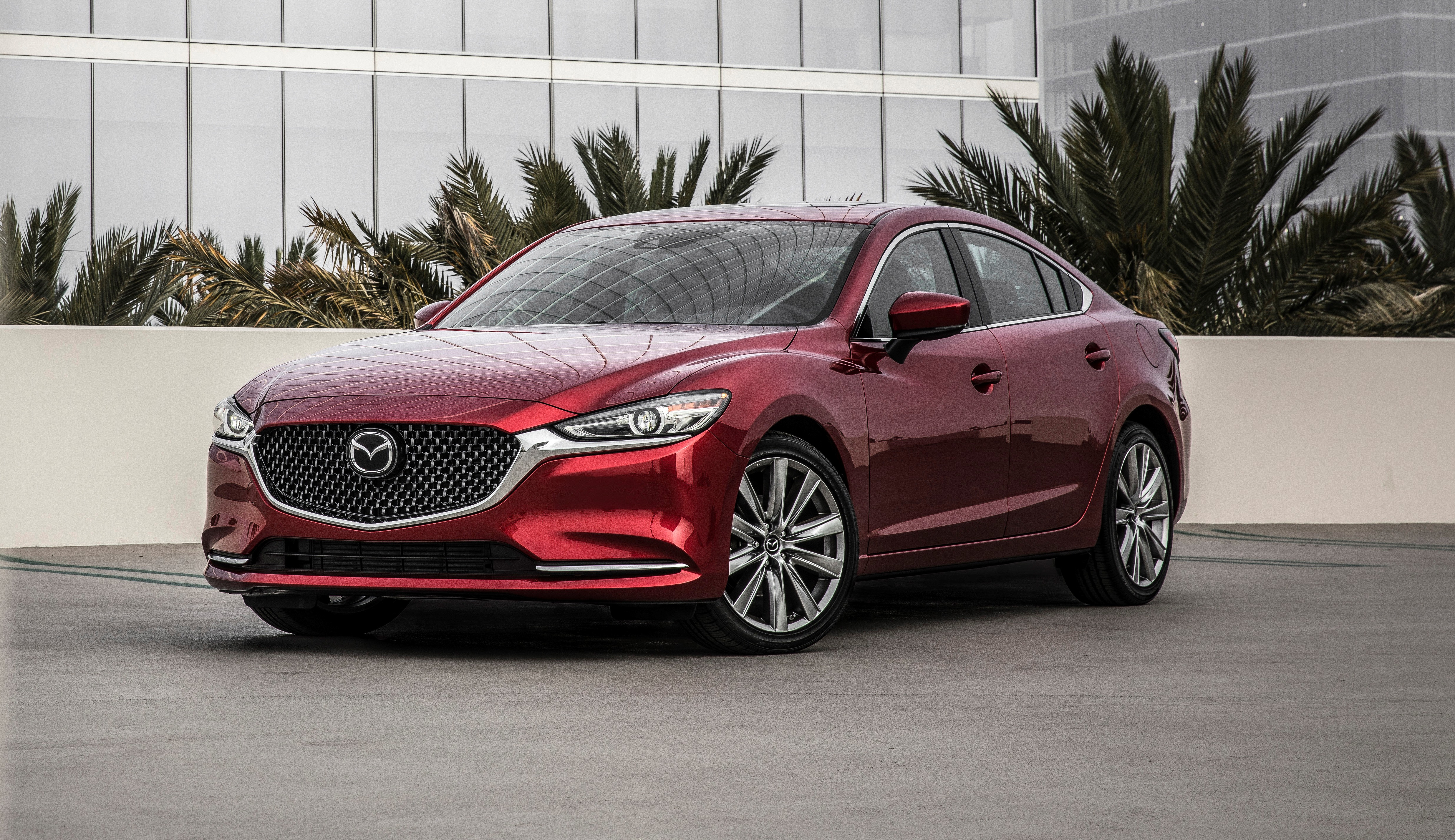 2018 mazda6 sedan combines great value with style and turbocharged performance autoevolution. Black Bedroom Furniture Sets. Home Design Ideas