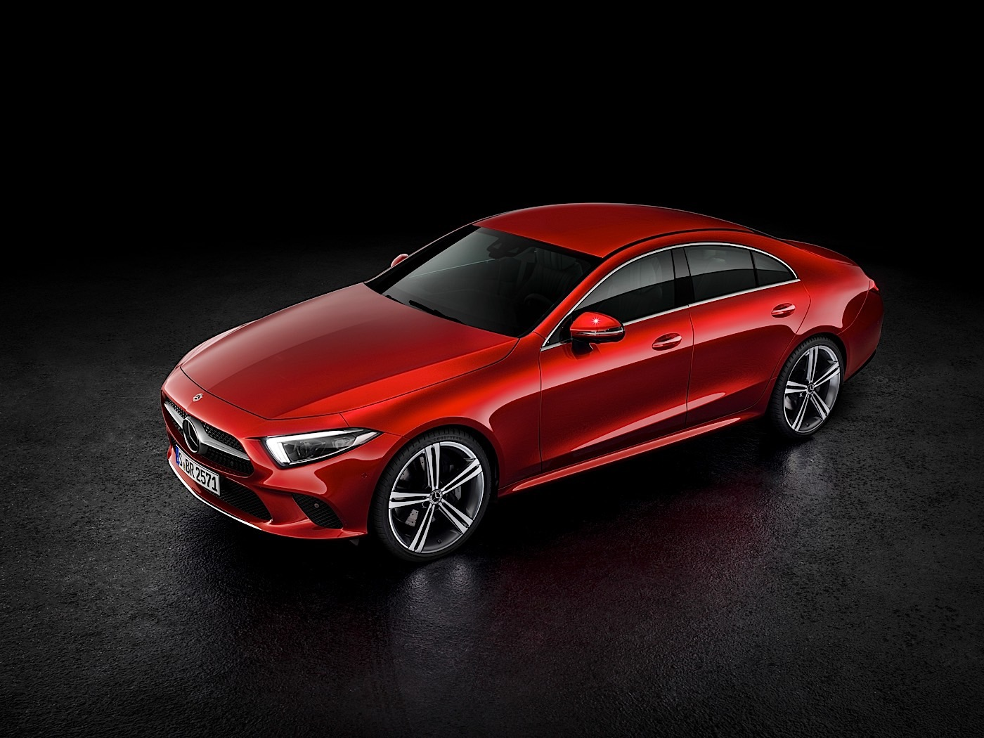 This Is The New Mercedes Benz CLS