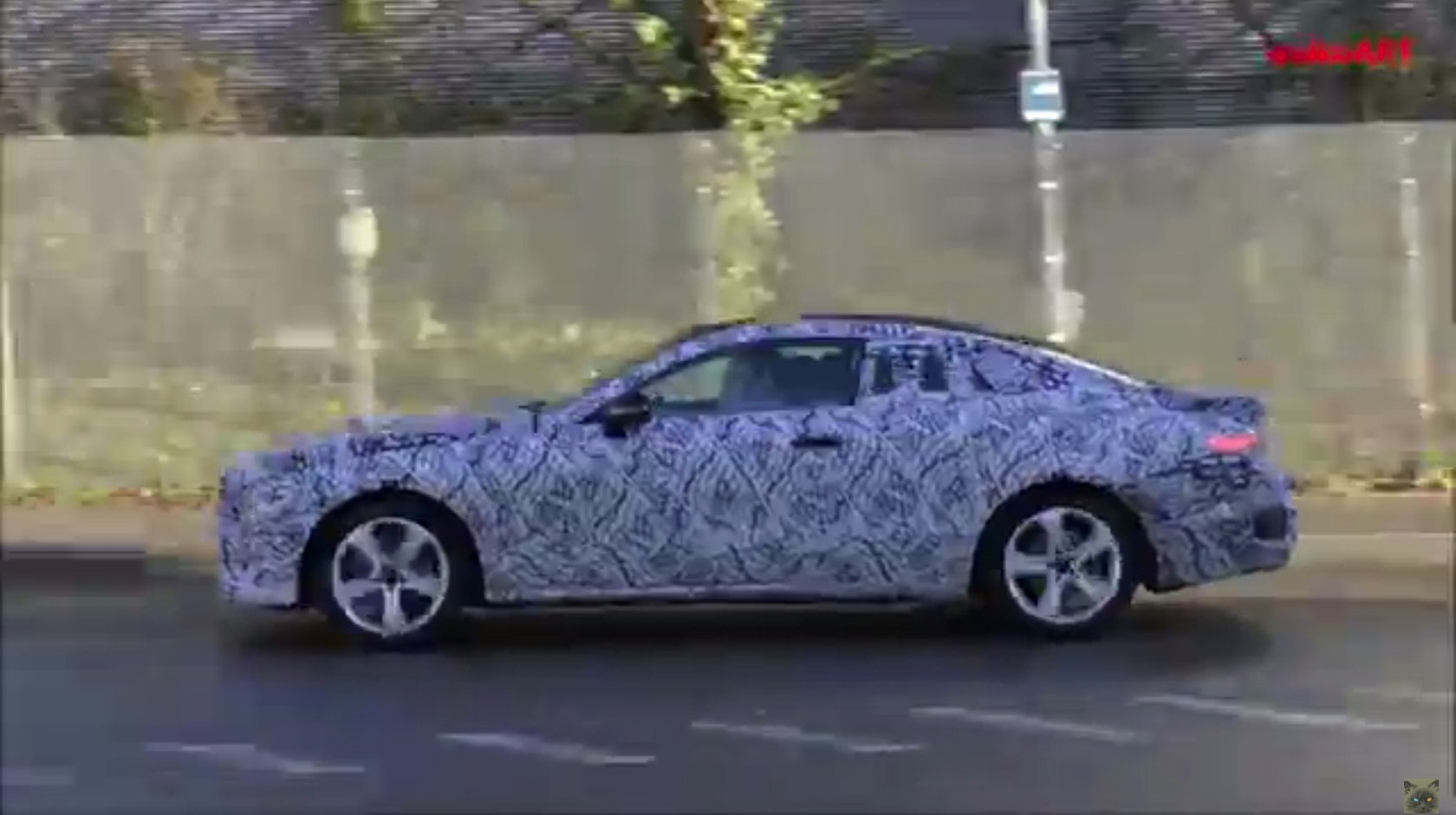 2018 MercedesBenz EClass Coupe Shows Its Sexy Silhouette Again