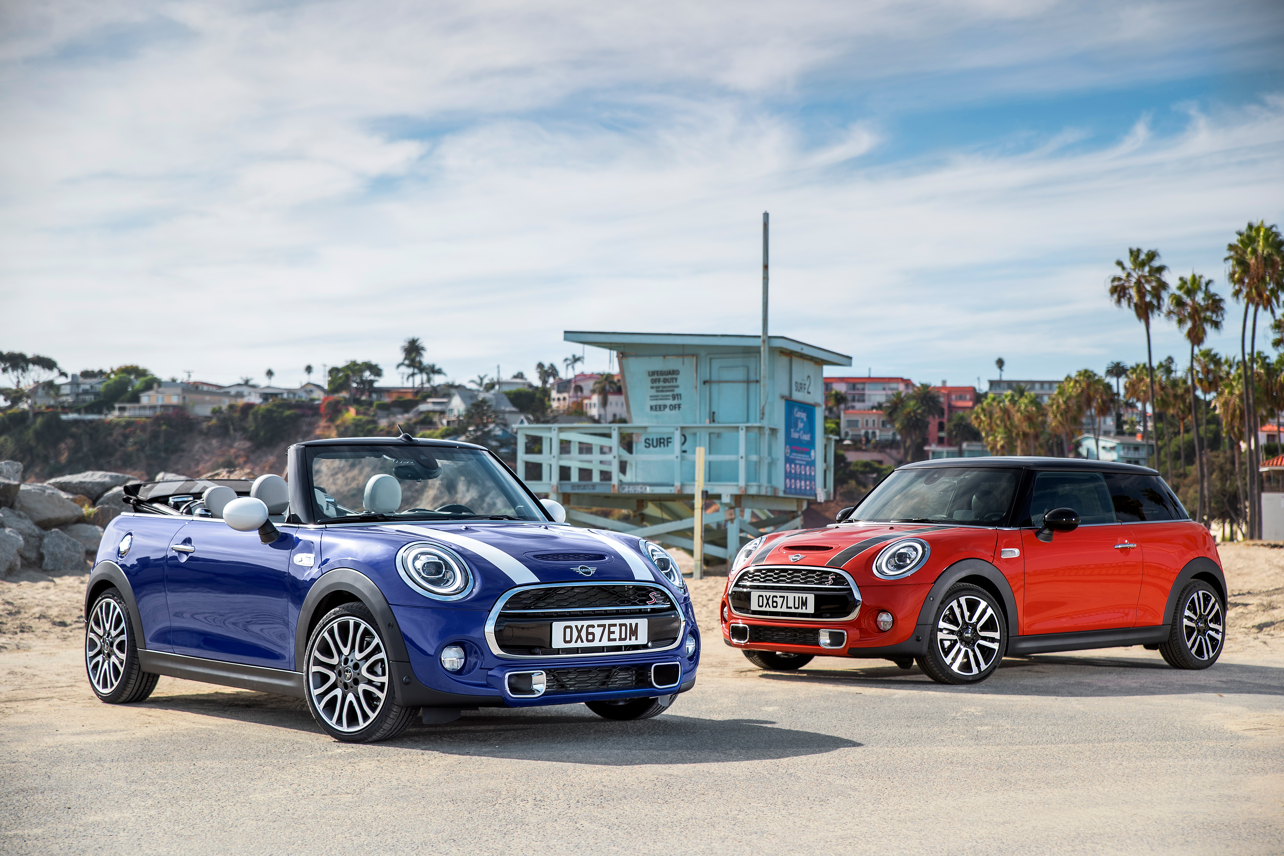 2018 mini facelift strengthens appeal of the british icon autoevolution. Black Bedroom Furniture Sets. Home Design Ideas