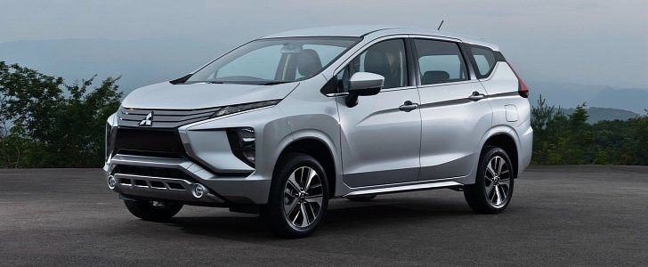 2018 Mitsubishi Xpander Looks Like It Came From Outer