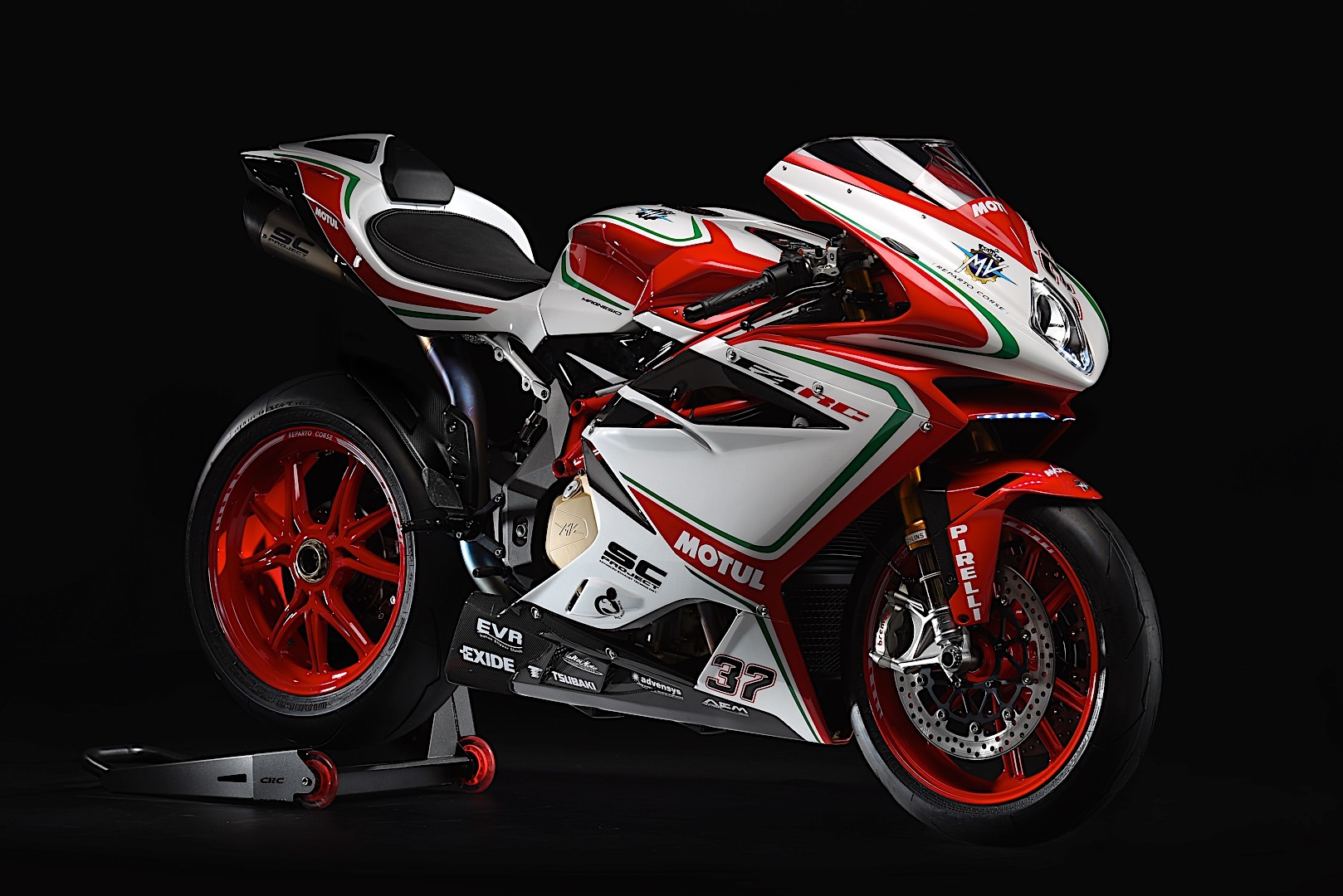 2018 MV Agusta F4 RC Is World SBK For The Street - autoevolution