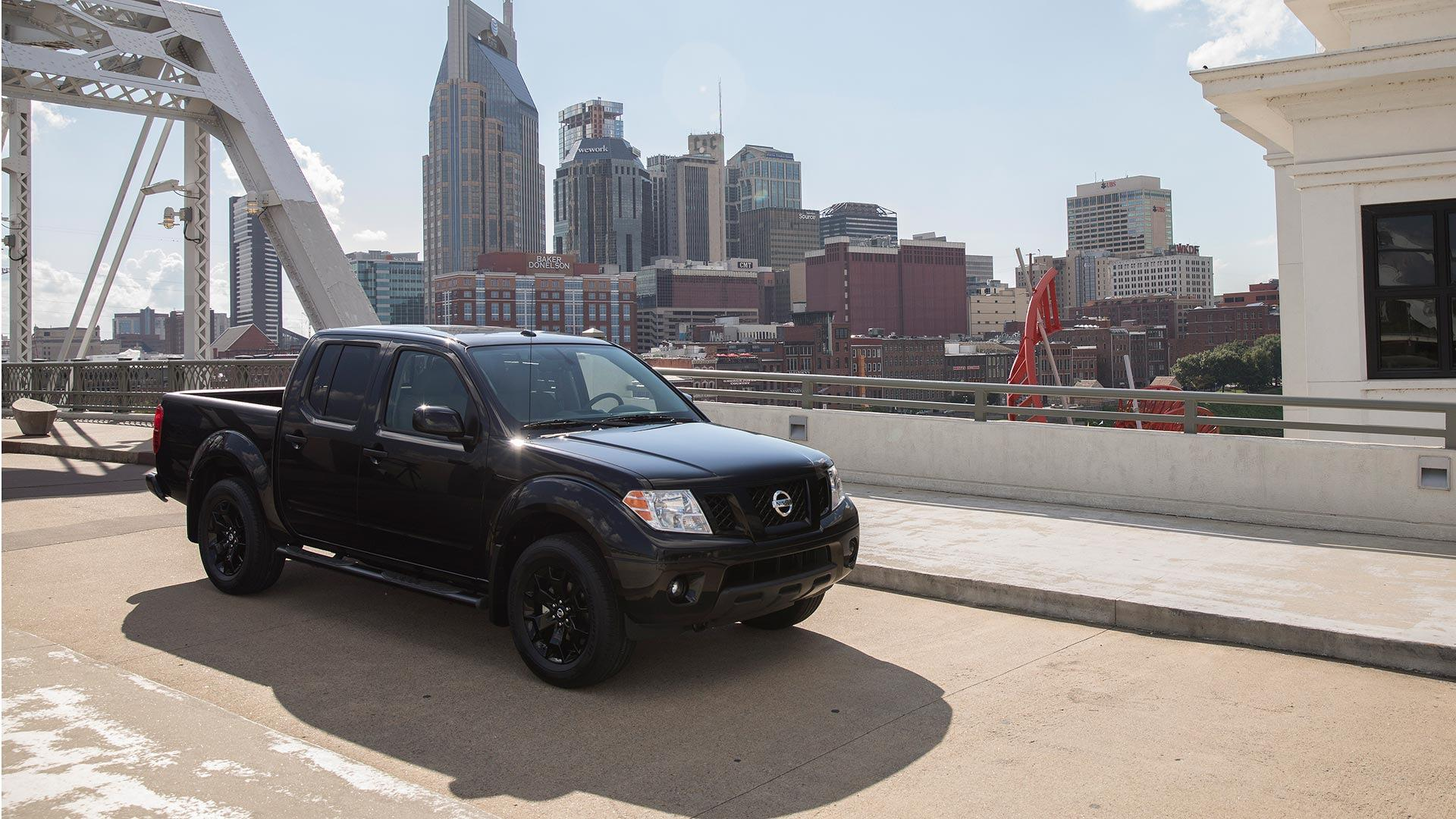 2018 Nissan Frontier Gets More Standard Equipment Than ...