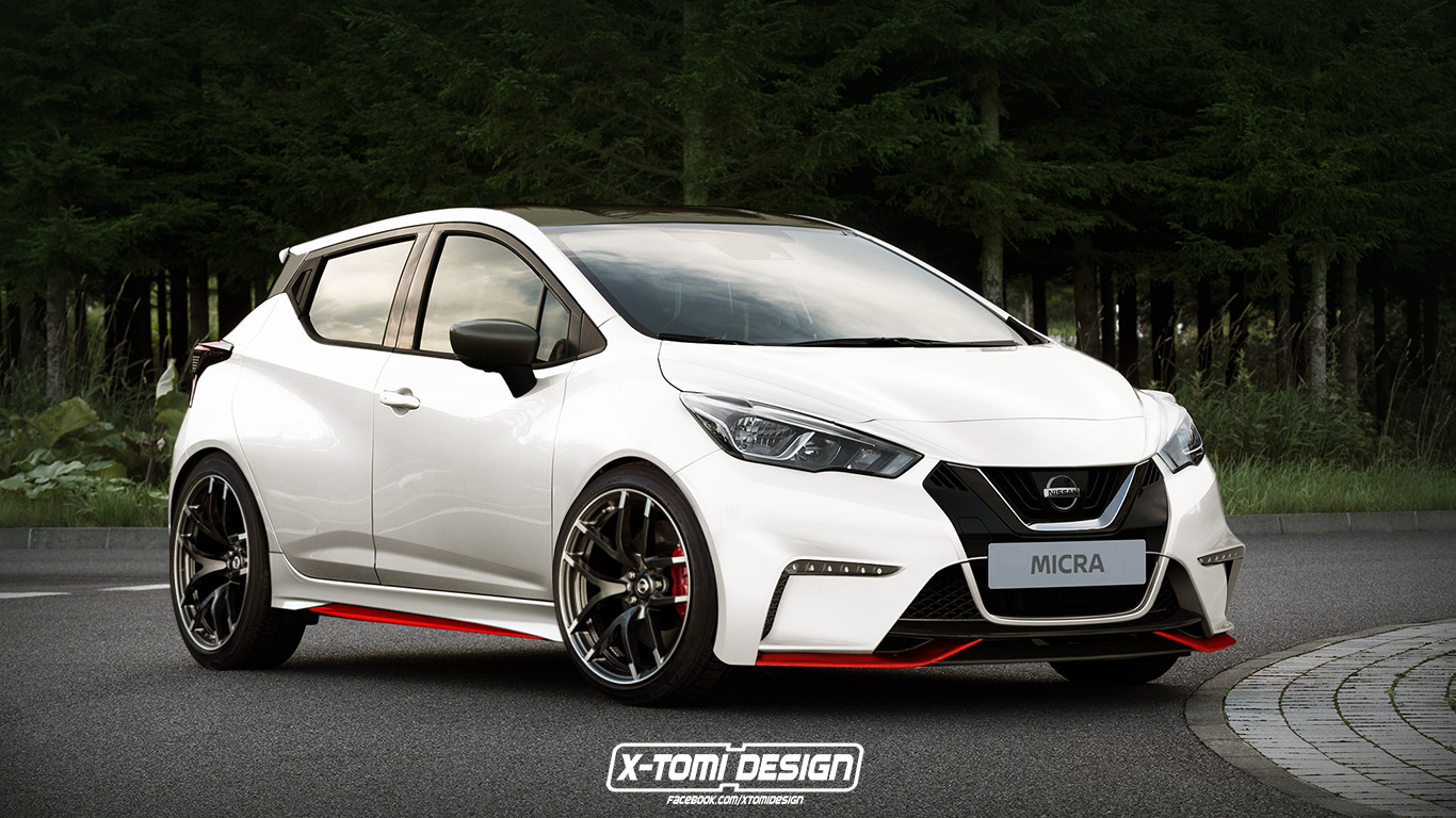2018 nissan micra nismo looks hot, but will it receive the clio rs