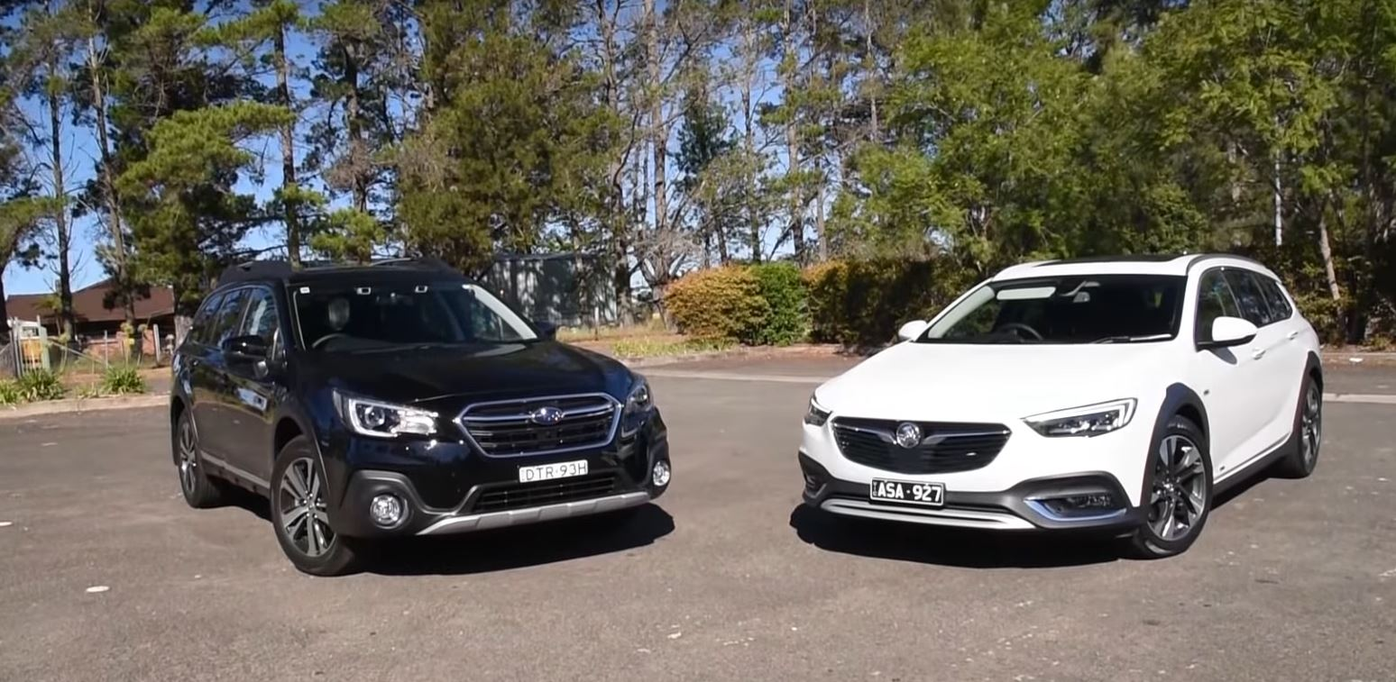 2018 Opel Insignia Uses 3 6l V6 To Take On Subaru Outback In Australia