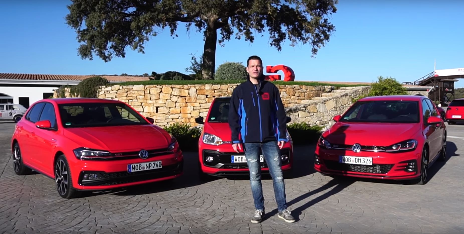 What Does Gti Stand For >> 2018 Polo Gti Up Gti And Golf Gti Stand Side By Side Autoevolution