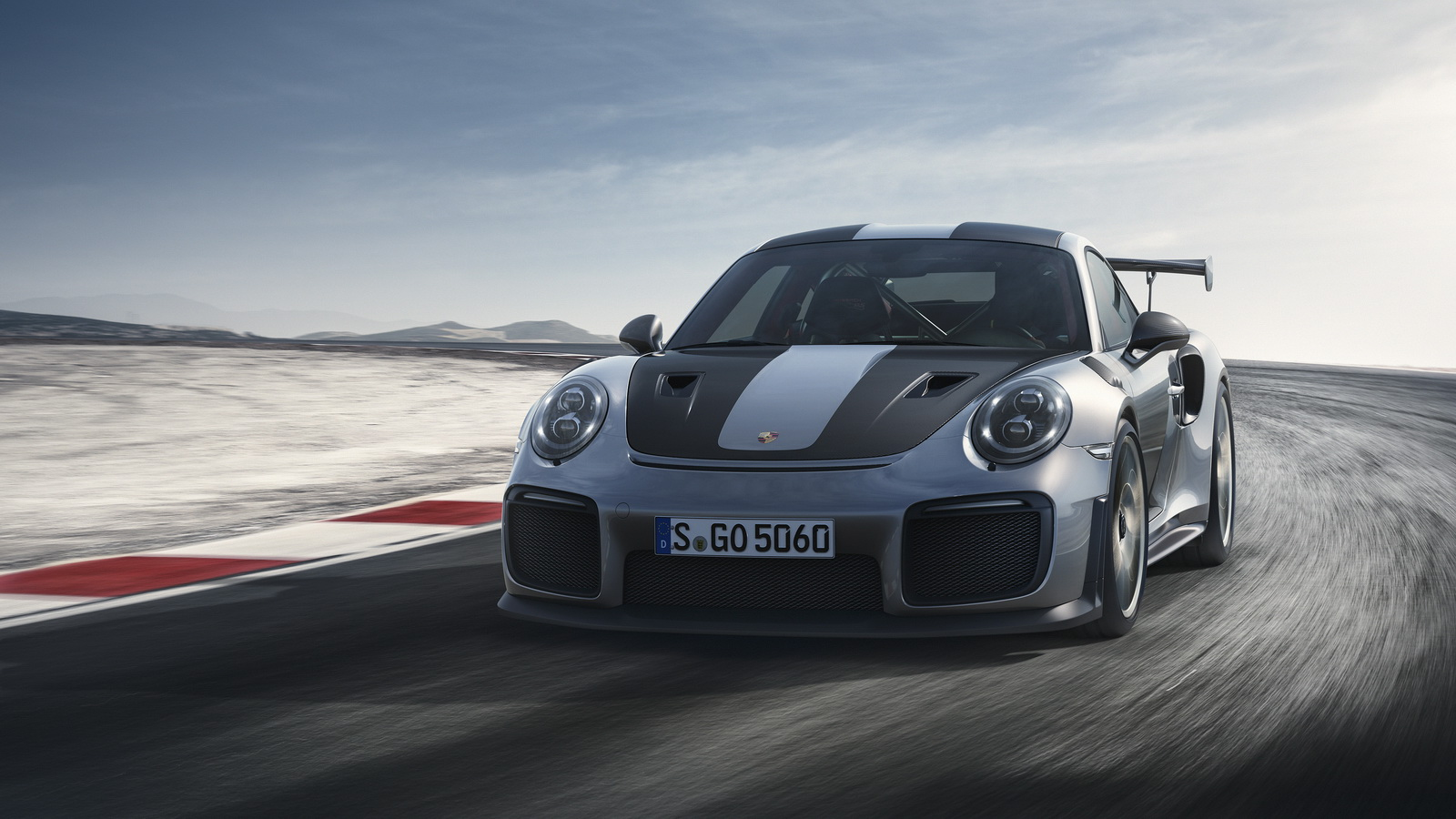 Porsche 911 GT2 RS revealed as most powerful 911 ever