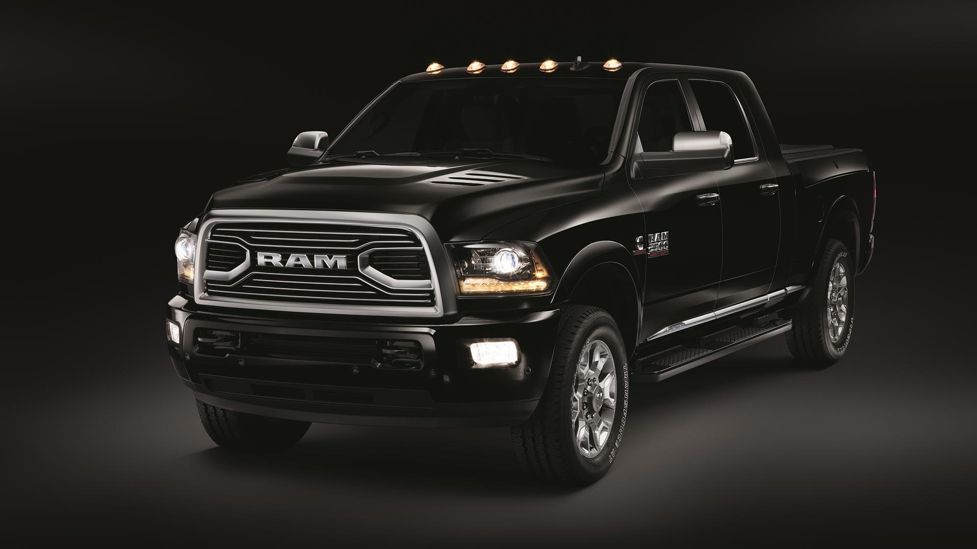 2018 ram limited tungsten edition is the company s most luxurious pickup ever autoevolution