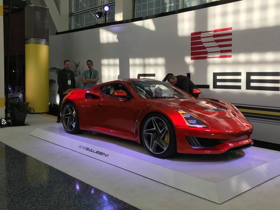 2018 Saleen S1 Packs In-House Developed Inline-4 Turbo, Will Be Made In China - autoevolution