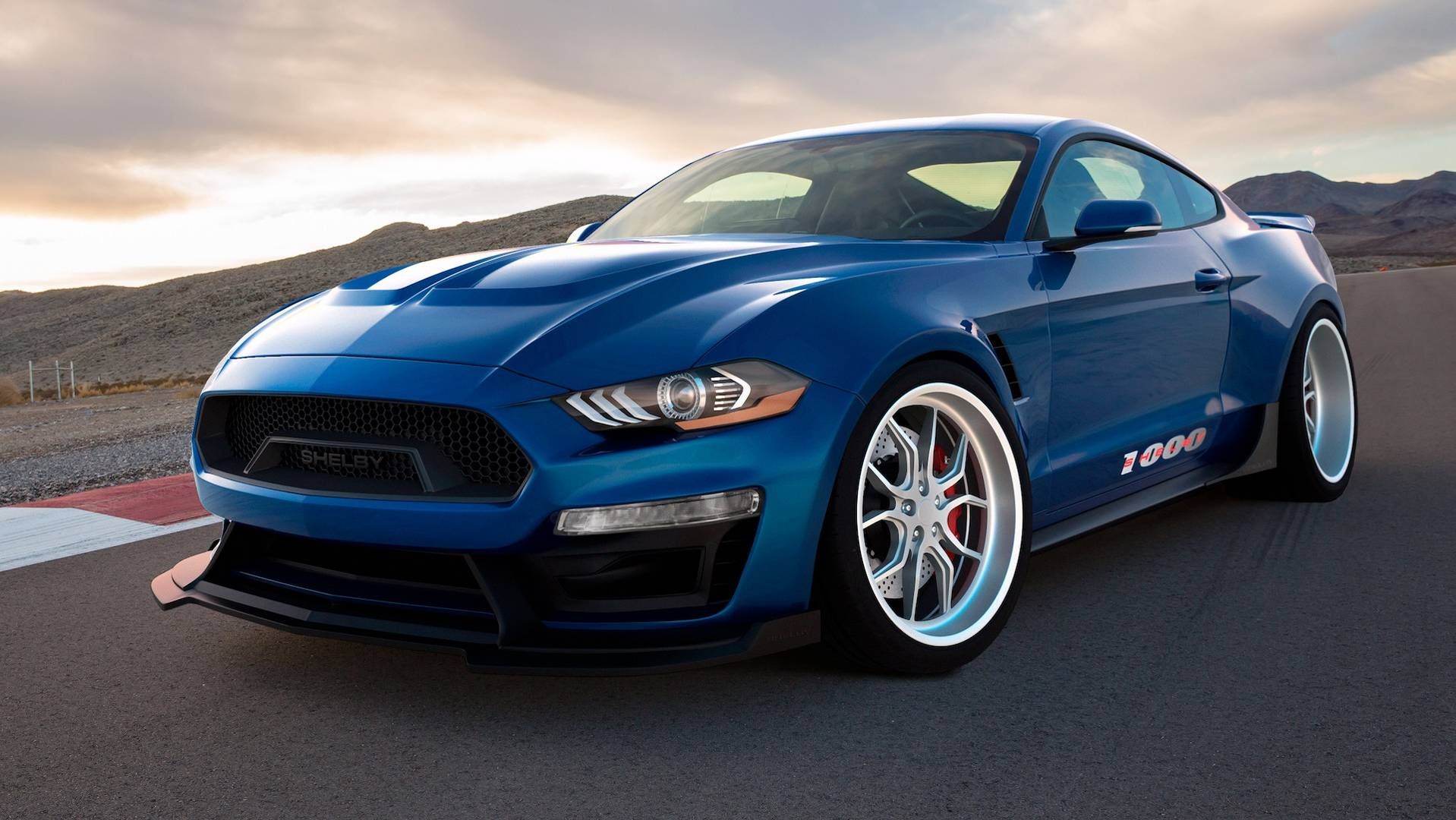 2018 shelby 1000 mustang limited to 50 examples - Mustang shelby ...