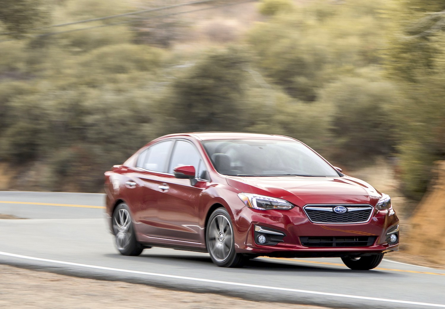 2018 subaru impreza pricing announced gets minimal updates autoevolution. Black Bedroom Furniture Sets. Home Design Ideas