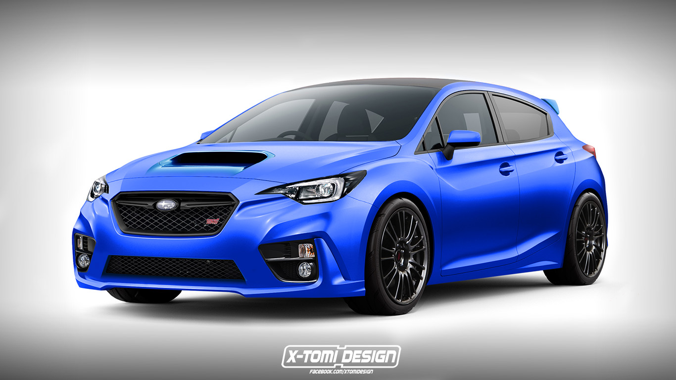 10 Photos Subaru Wrx Sti